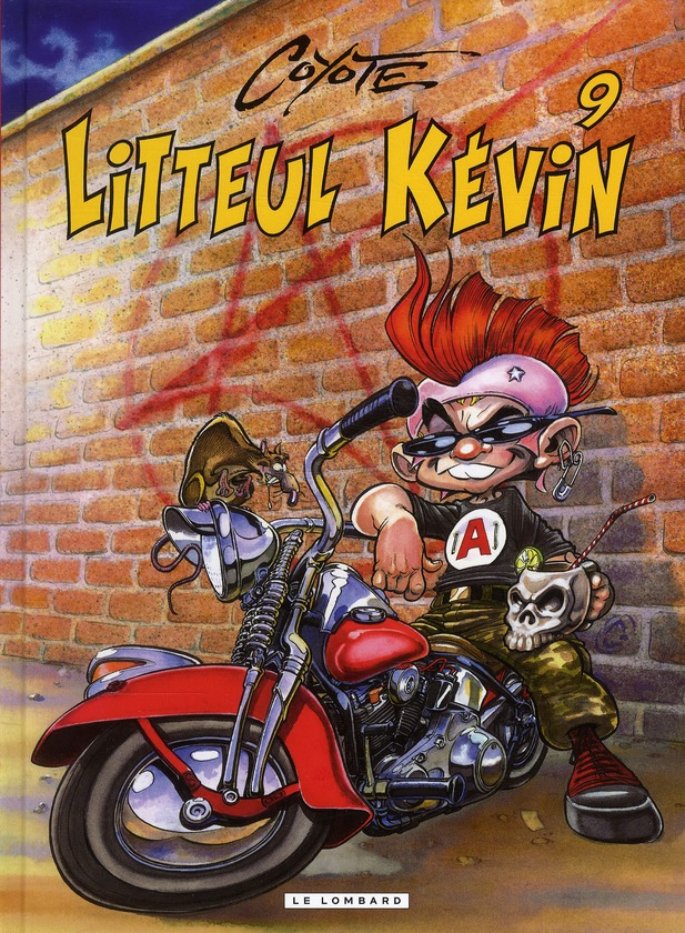 LITTEUL KEVIN - TOME 9 - LITTEUL KEVIN T9 COYOTE
