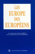 Les europe des europeens  - René GIRAULT