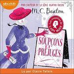 Vente AudioBook : Les Enquêtes de Lady Rose : Volume 2 - Soupçons et préjugés  - M.C. Beaton