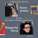 Vente AudioBook : Écrire  - Marguerite Duras