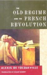 Vente Livre Numérique : The Old Regime and the French Revolution  - Alexis de TOCQUEVILLE