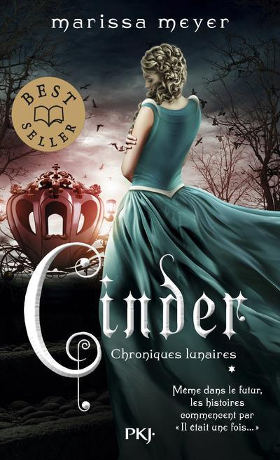 Chroniques lunaires T.1 ; Cinder