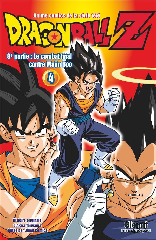 Dragon Ball Z - cycle 8 ; le combat final contre Majin Boo T.4