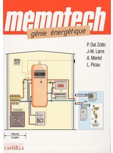 Memotech ; Genie Energetique