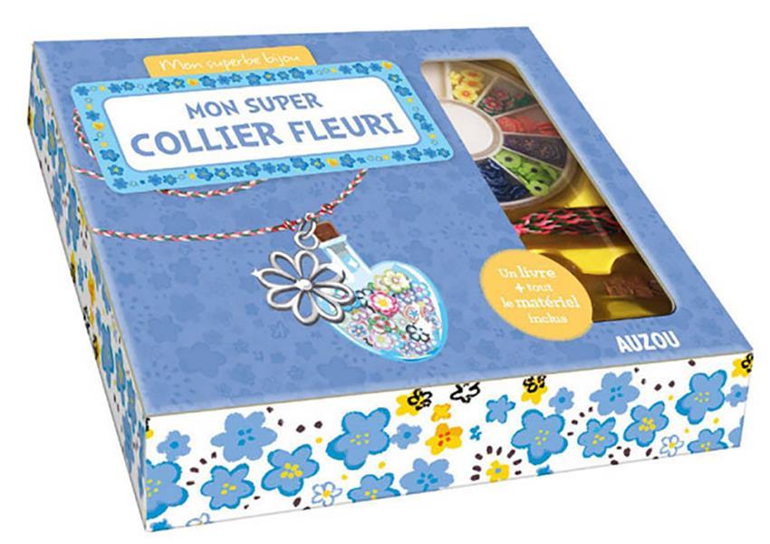 MON SUPER COLLIER FLEURI (NE)
