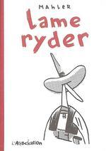 Couverture de Lame Ryder