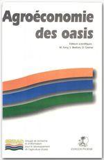 Agroeconomie Des Oasis