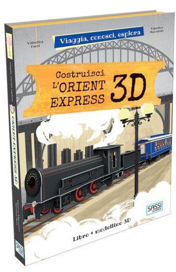 Construis l'Orient Express