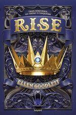 Vente EBooks : Rule T.2 ; rise  - Ellen Goodlett
