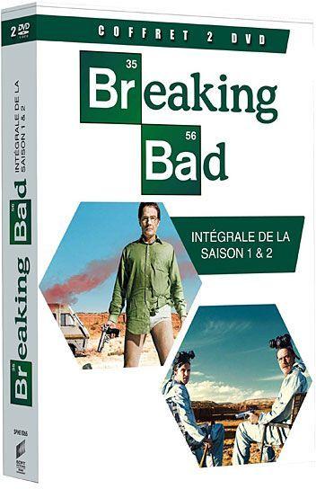 Breaking Bad - Intégrale saisons 1 & 2