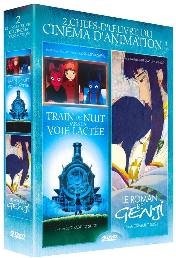 2 chefs-d'oeuvre du cinéma d'animation : Gisaburô Sugii