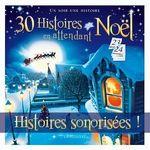 Vente Livre Numérique : 30 histoires en attendant Noël (édition 2011)  - Catherine Mory