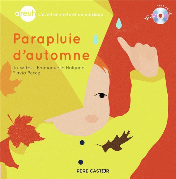 PARAPLUIE D'AUTOMNE  -