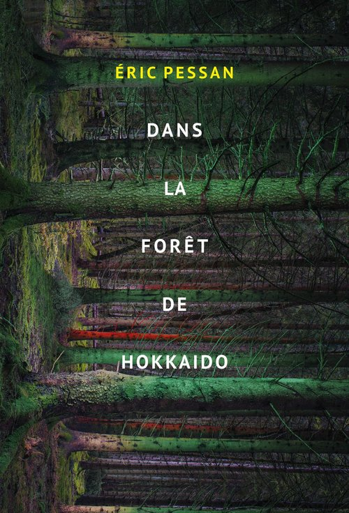 Dans la forêt de Hokkaïdo