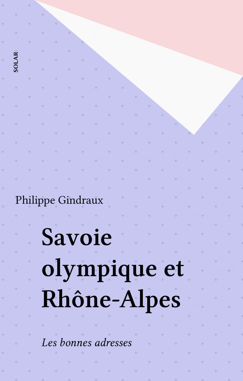 Savoie olympique rhone-alpes