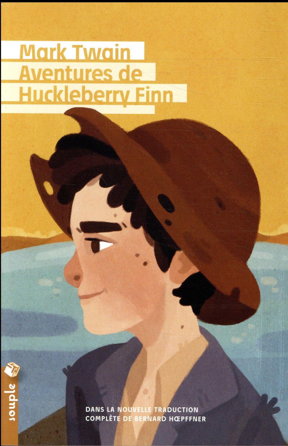 AVENTURES DE HUCKLEBERRY FINN