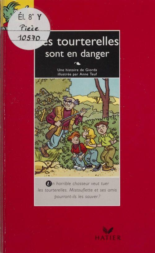 Les tourterelles sont en danger