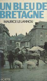 Un bleu de Bretagne