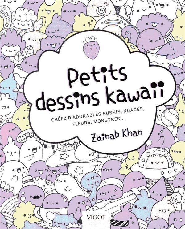 Petits Dessins Kawaii Créez D Adorables Sushis Nuages