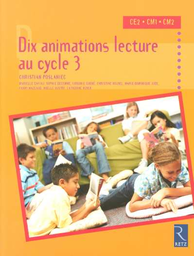 10 animations lecture au cycle 3