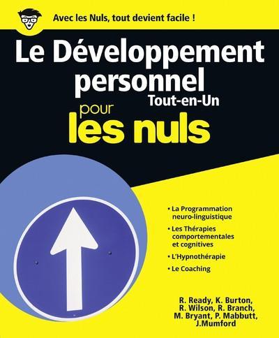 Le Developpement Personnel Pour Les Nuls ; Tout En 1