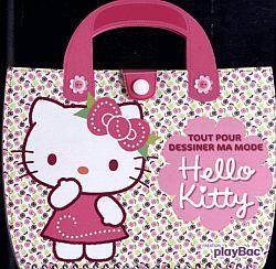 Tout Pour Dessiner Ma Mode Hello Kitty
