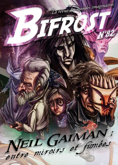 Bifrost t.82 ; spécial Neil Gaiman