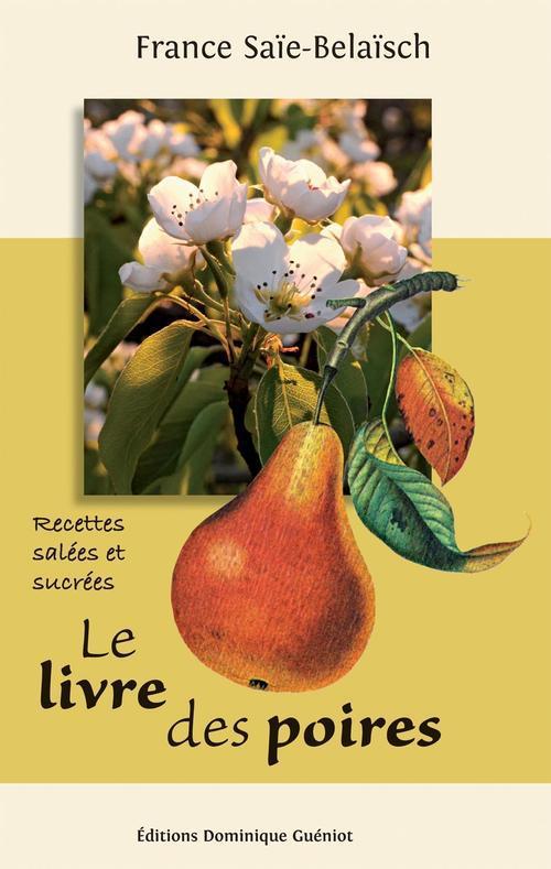 Le livre des poires