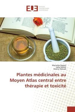 Plantes Medicinales Au Moyen Atlas Central Entre Therapie Et Toxicite