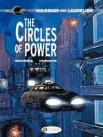 Vente Livre Numérique : Valerian et Laureline (english version) - Volume 15 - The Circles of Power  - Pierre Christin