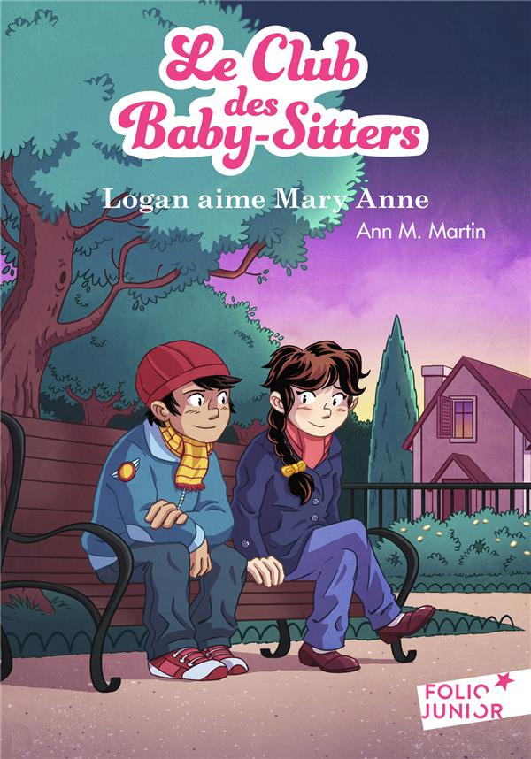 Le Club des Baby-Sitters T.10 ; Logan aime Mary Anne