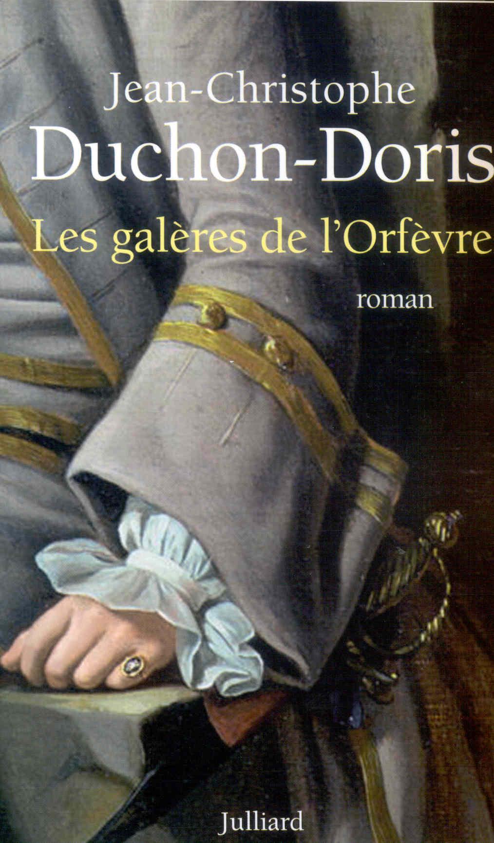 Les galeres de l'orfevre marseille, 1703