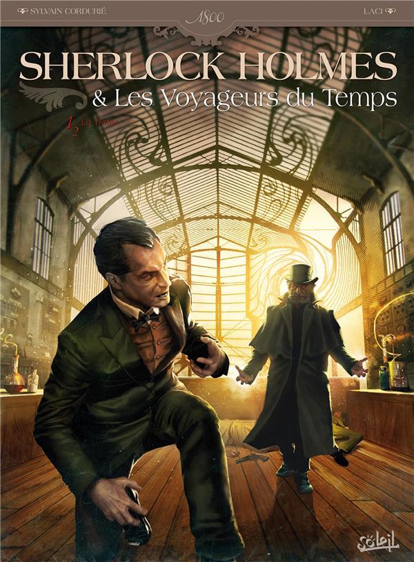 Sherlock Holmes et les voyageurs du temps t.1 ; la trame