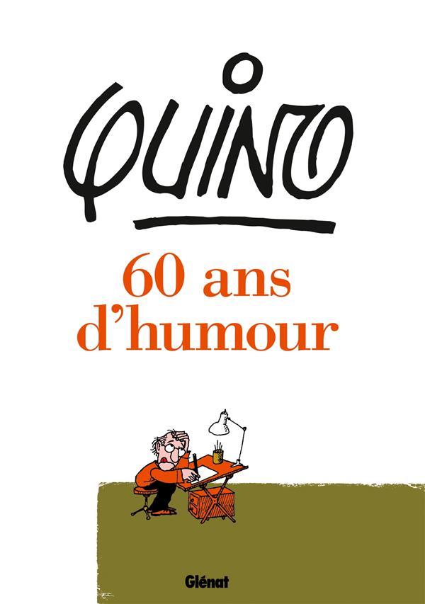 Quino ; 60 ans d'humour