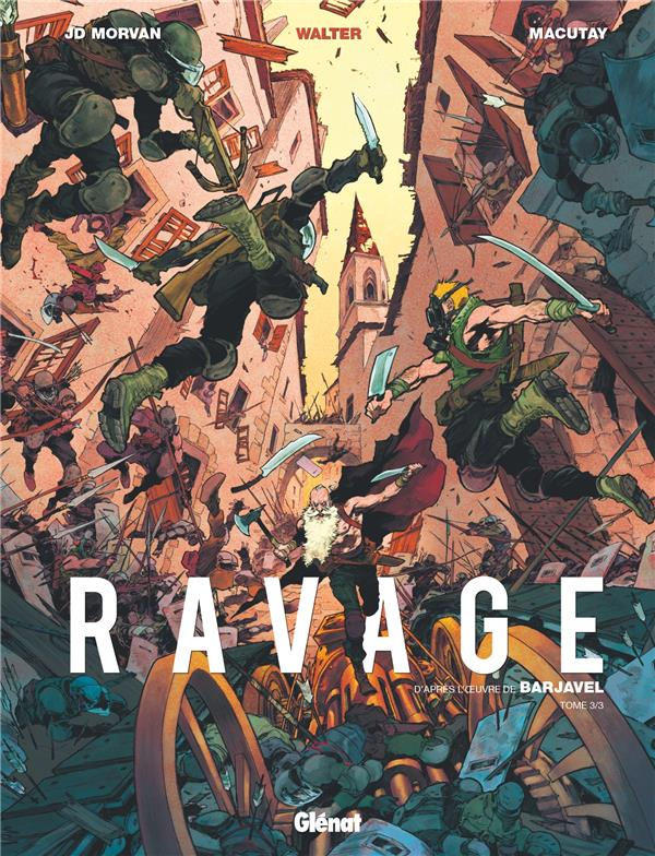 Ravage t.3