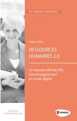 Vente Livre Numérique : Ressources humaines 2.0  - Virgile Lungu