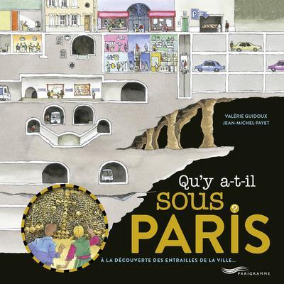 Qu'y a-t-il sous Paris ? à la découverte des entrailles de la ville...