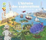 Vente Livre Numérique : L'histoire des explorations  - Stéphane Frattini - Stéphanie Ledu