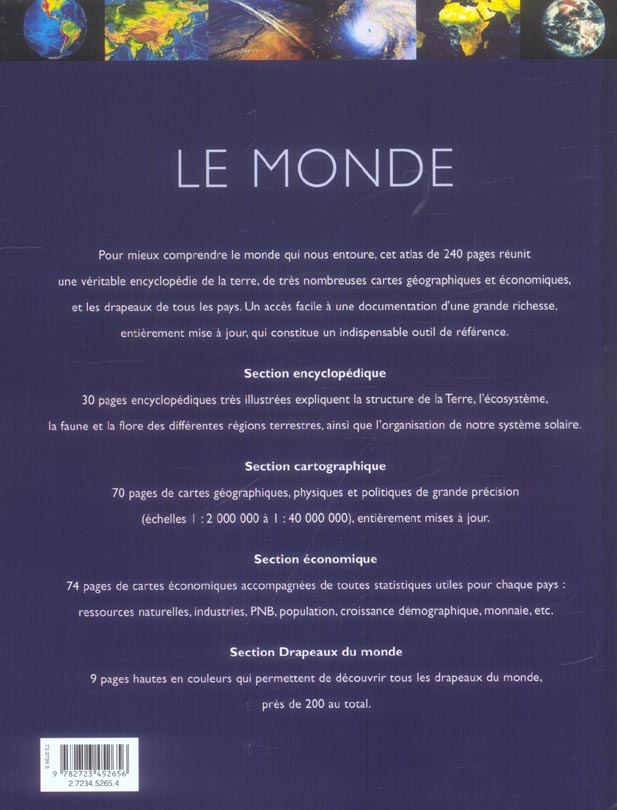 Le monde (édition 2006)