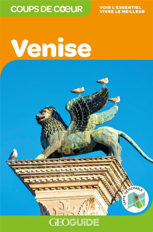 GEOguide coups de coeur ; Venise (édition 2019)