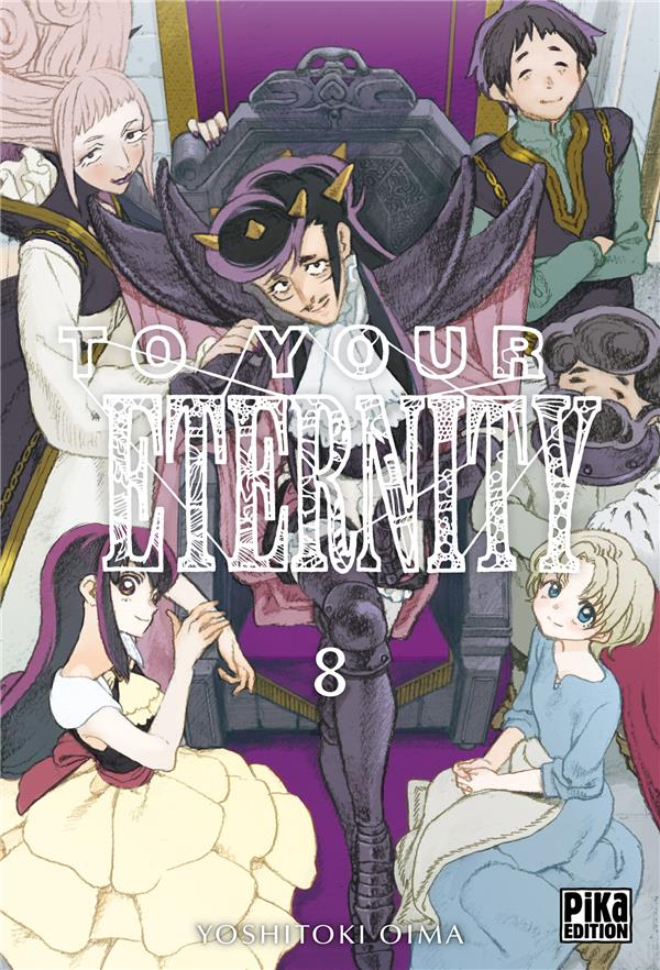 To Your Eternity T.8