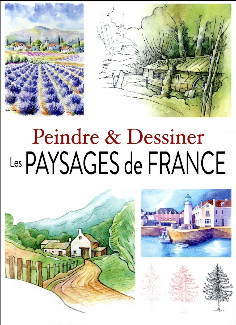 Peindre & dessiner les paysages de France