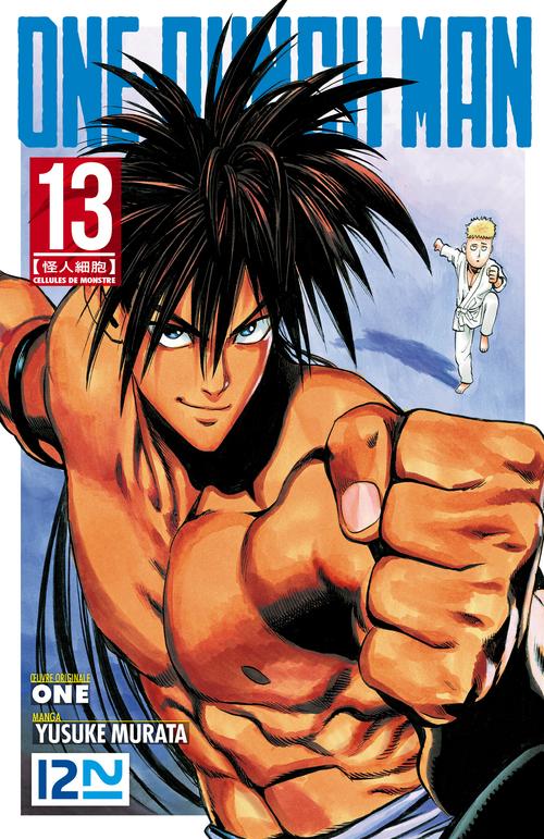 One-Punch Man t.13 ; cellule de monstres