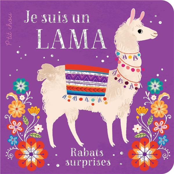 je suis un lama ; rabats surprises