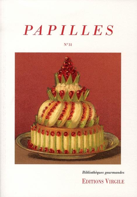 REVUE PAPILLES n.31 ; 2008