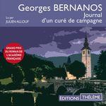 Vente AudioBook : Journal d'un curé de campagne  - Georges Bernanos