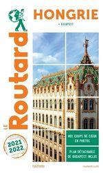 Vente Livre Numérique : Guide du Routard Hongrie 2021/22  - Collectif - Collectif Hachette