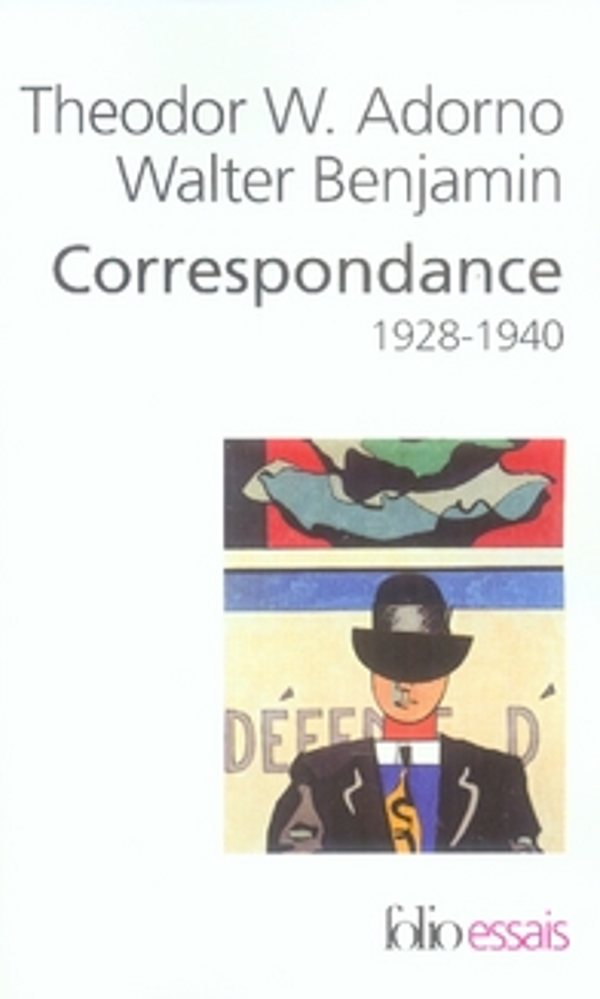 Correspondance ; 1928-1940