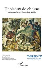 Vente Livre Numérique : Tableaux de chasse  - Jacqueline Assaël - Odile GANNIER - Marie-Catherine Olivi