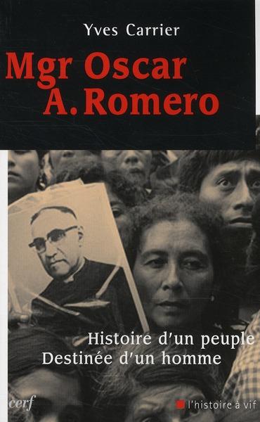 MGR OSCAR A. ROMERO